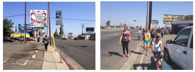 Participants at Fresno CPBST site visit