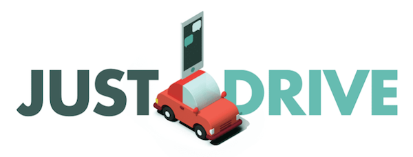 Graphic from JustDrive campaign