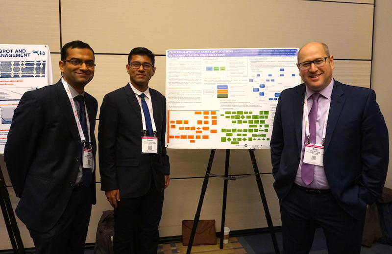 Process Mapping Presentation at TRB 2019