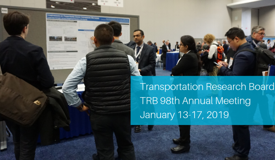 Presentation at 2018 TRB Annual Meeting