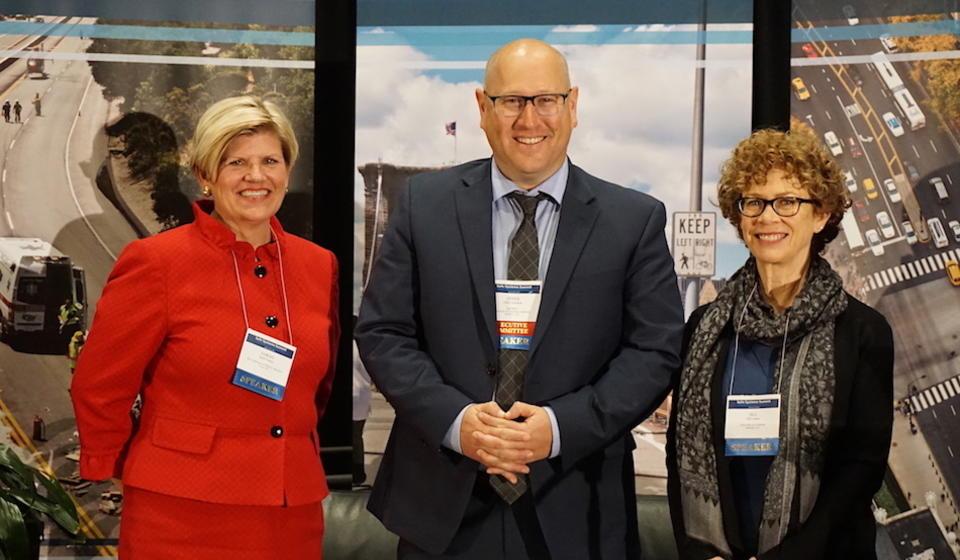 Sarah Garner, Offer Grembek, Jill Cooper, 2019 Safe Systems Summit