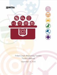 Cover of the toolkit manual