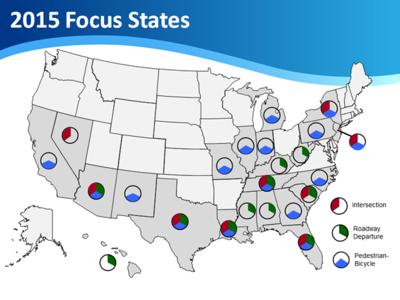 2015 Focus States